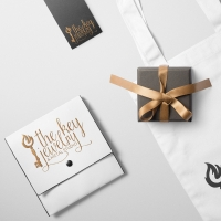 The Key Jewelry branding